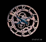 Gear Wall Clock Large