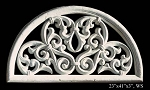Arch Grate Wall Sculpture