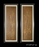 Bamboo Wall Panels (2 Piece)