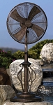 Capri Outdoor Fan