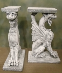 Griffin Table Pedestals (Set of two)