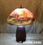 Large Boat Lamp