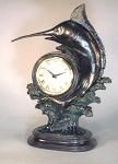Marlin Table Clock