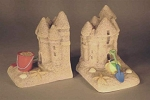 Sandcastle Bookends