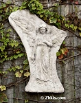 Angel Remnant Wall Plaque
