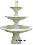 Large 3 Tier Multilevel Water Fountain