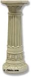 Tapered Greek Pedestal