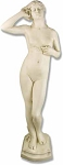 Life Size Nude Lady Statue
