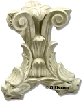 Gothic Architectural End Table Base