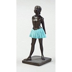 Degas Little Dancer Statue Small
