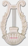 Harp Wall Sconce