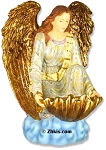 Angel of With Large Basin (Multi Color)