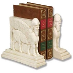 Assyrian Bookends