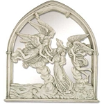 Guiding Angels Wall Mirror