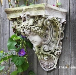 Lady of Spring Wall Planter