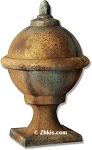 Pointed Ball Finial