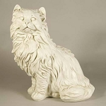 House Cat and Big Cat Statues