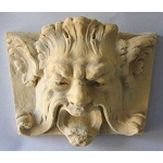 Greenman With Open Mouth Plaque