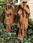 Altar Angel Statue in Regent set of Two