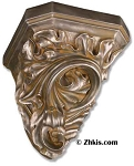 Large Wall Shelf Corbel