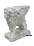 Lion Gargoyle Table Base