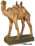 Camel Statue For Nativity Scene