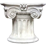 Greek Table Pedestal