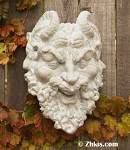 Laughing Bacchus Wall Plaque