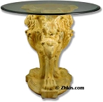 Lion Leg Patio Table Base
