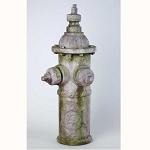 Fire Hydrant Lawn Ornament