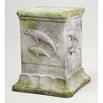 Small Dolphin Pedestal