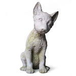 Little Baby Fox Statue