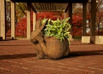 Rabbit Planter Pot