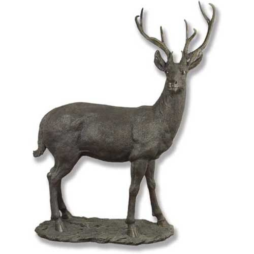Life Size Deer Statue