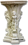 Cherub Statue Table