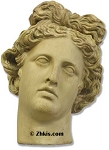 Apollo's Head Statue