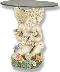 Cherub Accent Table
