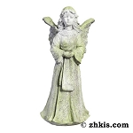 Tall Angel Planter Statue