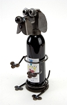 Hound Dog Wine Bottle Holder