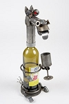 Drinking Horse Wine Bottle Holder