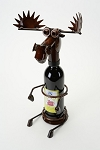 Moose Bottle Wine Holder