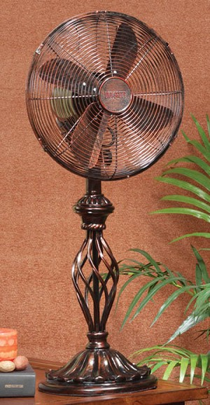 Rustica Table Fan