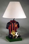 Soccer Jersey Table Lamp