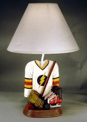 Hockey Jersey Lamp