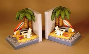 Surfing Bookends