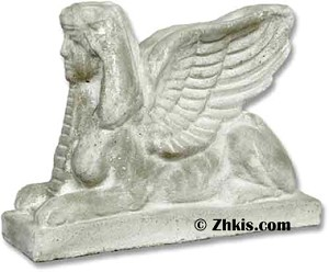 Sphinx Statue From Antiquity