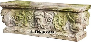 Greenman Rectangular Planter