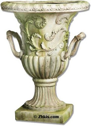 Big Urn with Large Handles