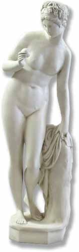 Life Size Venus with Apple Statue
