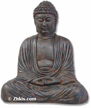 Japanese Buddha Outdoor Statue